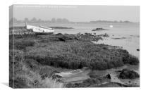 Shipwrecks, Canvas Print