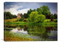 Green & Pleasant Land, Canvas Print