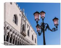 Piazza San Marco, Venice, Canvas Print