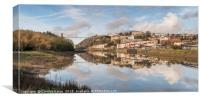 Bristol Reflections, Canvas Print