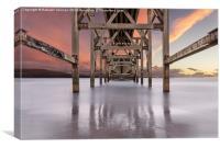 Pier, Canvas Print