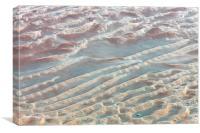 Desert dawn 2, Canvas Print