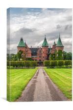 Trolleholm Castle, Canvas Print