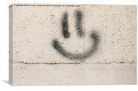 Smile, Canvas Print