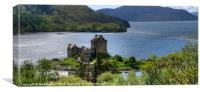 Eilean Donan Castle, Canvas Print