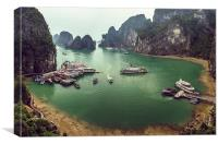 Halong Bay, Canvas Print