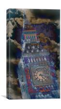 Big Ben 2, Canvas Print