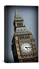 Big Ben 6, Canvas Print