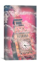 Big Ben 12, Canvas Print