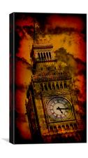 Big Ben 14, Canvas Print
