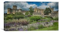 Christ Church College, Canvas Print