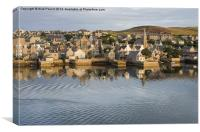 Stromness, Canvas Print