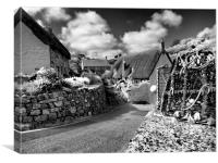 Cadgwith Cove., Canvas Print
