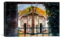 Boscastle, Cornwall, Canvas Print