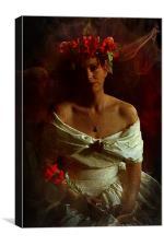 1914: The War Bride #1, Canvas Print