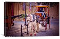 Travel In Malta Is Very Chilled., Canvas Print