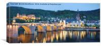 Heidelberg, Canvas Print