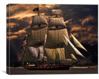 Set Sail, Canvas Print