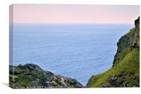 Sea View, Canvas Print