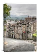Kendal town, The Lake District