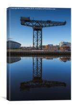 The Finnieston Crane, Canvas Print