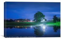 Leeds Castle at Night