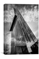Beetham Tower, Canvas Print