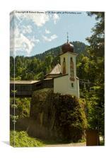 Stampfanger Kapelle, Canvas Print