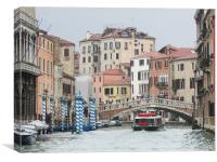 Venice, Italy, Canvas Print