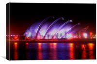 SECC Glasgow , Canvas Print
