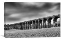 Viaduct, Canvas Print
