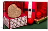 Christmas Presents, Canvas Print