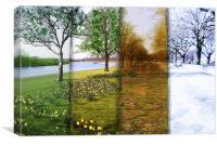 Four Seasons, Canvas Print