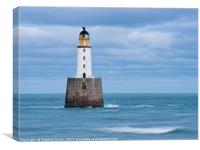 Rattray Head Lighthouse 5x4, Canvas Print