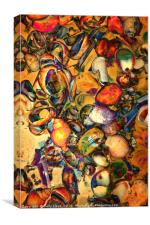 Shell Jazz, Canvas Print