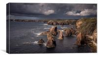 Mangarstadh, Isle of Lewis, Canvas Print