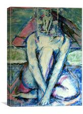 Recall, Canvas Print