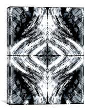 Energy Flow, Canvas Print