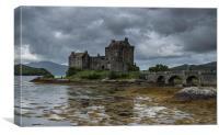Eilean donan castle  Scotland , Canvas Print