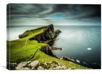 40 Seconds at Neist Point, Canvas Print