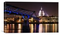 St. Paul's Cathedral, Canvas Print
