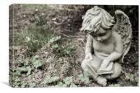 innocence, Canvas Print