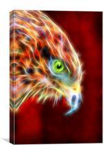 Phoenix Risen, Canvas Print