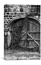 The Gate, Canvas Print