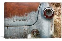 Overdrive, Canvas Print