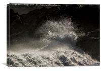 Storm, Canvas Print