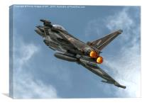 Typhoon FGR4 (5) , Canvas Print