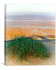Hlibre Island, Canvas Print