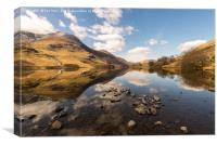Buttermere, Lake District, Canvas Print