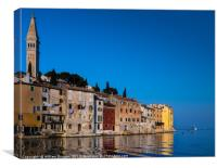 Rovinj Morning, Canvas Print